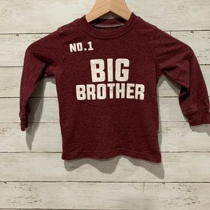 Carter's Big Brother Shirt